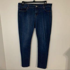 Torrid Jeans size 18R straight leg